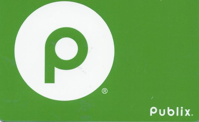 96dd46b41eb90 S475  Publix  50 Gift Card